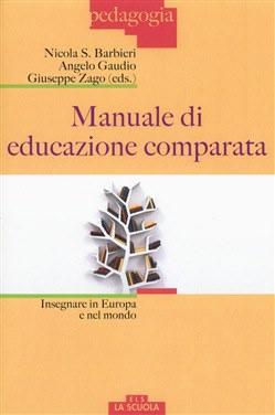 Copertina Manuale di Educazione Comparata