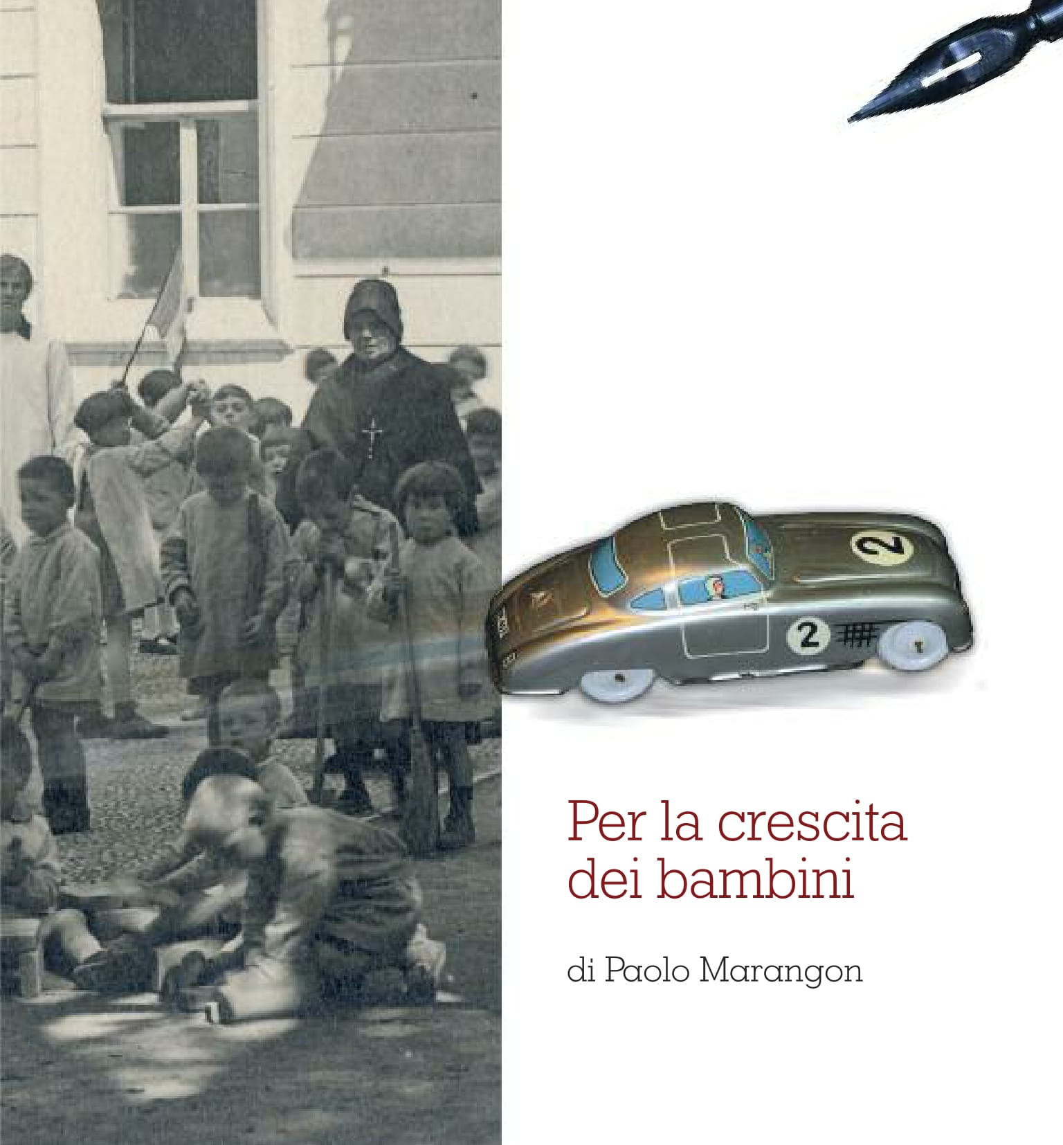 Copertina Rosmini, Paoli e il nuovo asilo d