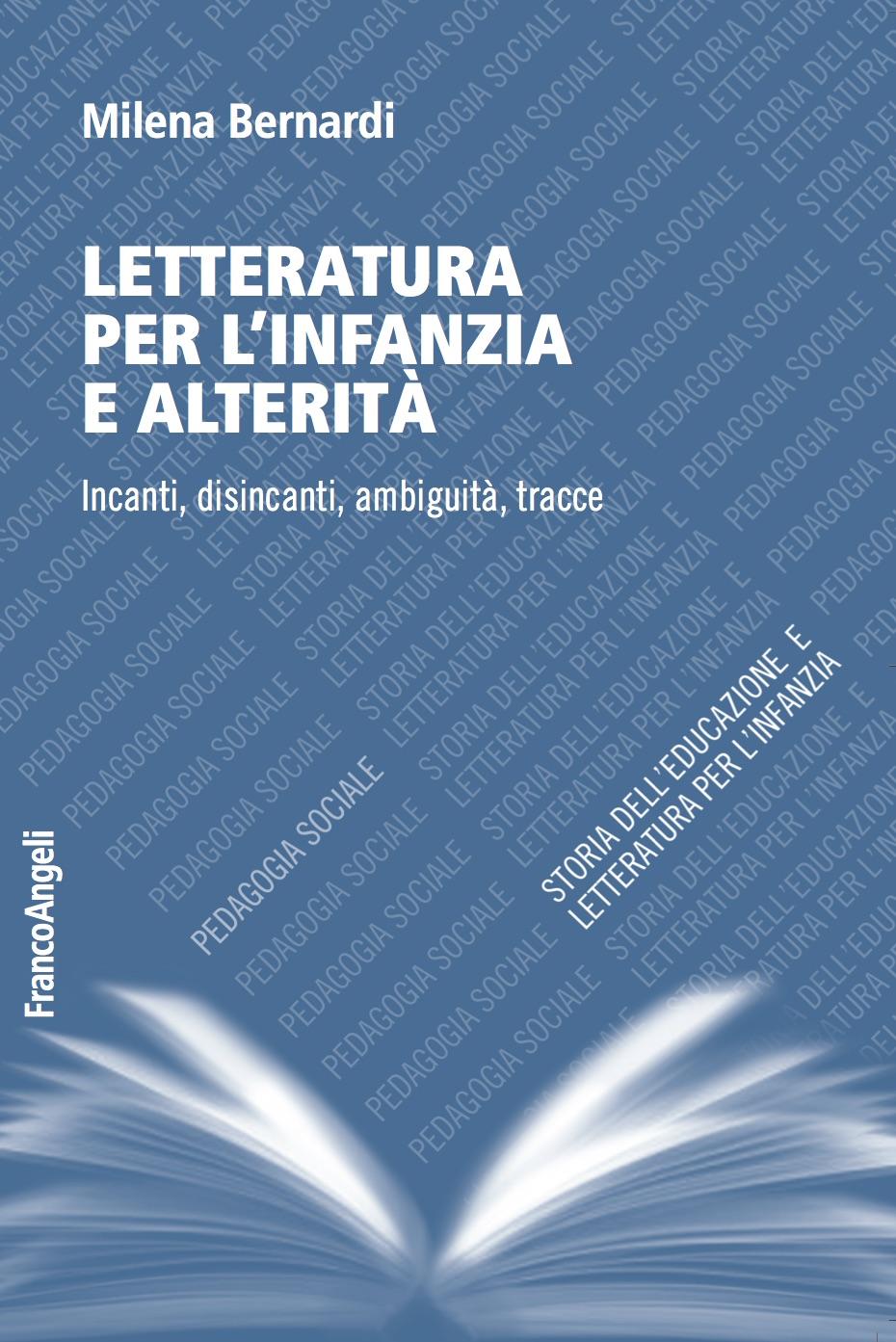 Copertina libro Letteratura per l